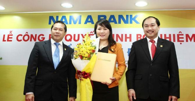 Nam A Bank công bố quyết định bổ nhiệm Tân tổng giám đốc