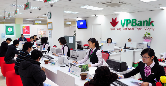 VPBank: Mục tiêu lợi nhuận 2.500 tỷ đồng năm 2015