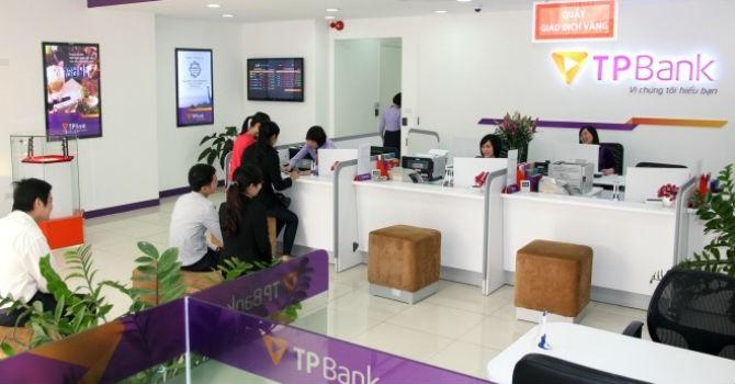 Năm 2015, TPBank dự kiến lợi nhuận 620 tỷ đồng, xóa hết lỗ lũy kế