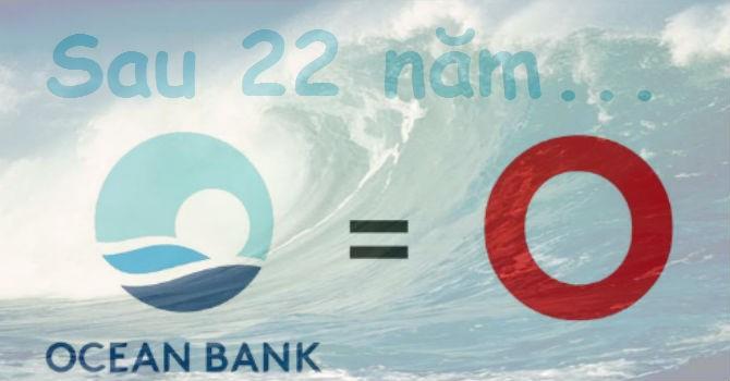 [Infographic] Nhìn lại hành trình 22 năm của OceanBank