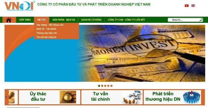 Công ty Đầu tư và Phát triển doanh nghiệp Việt Nam sắp lên sàn