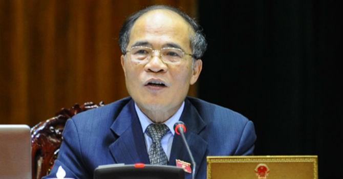 Chủ tịch Quốc hội: Cần tính toán kỹ hiệu quả đầu tư sân bay Long Thành