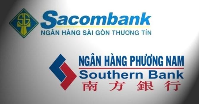 Sacombank- SouthernBank sẽ hoán đổi cổ phiếu tỷ lệ 0,75:1