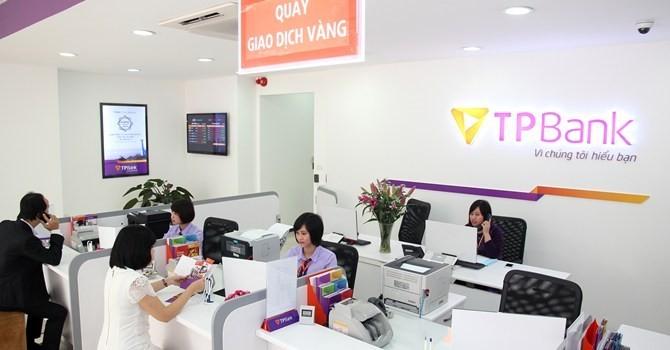 TPBank đạt 342 tỷ đồng lợi nhuận 6 tháng đầu năm