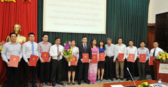 Bổ nhiệm ông Phạm Huy Thông làm Tổng giám đốc GPBank