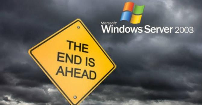 Sau 3 tháng nữa, Microsoft sẽ ngừng hỗ trợ Windows Server 2003