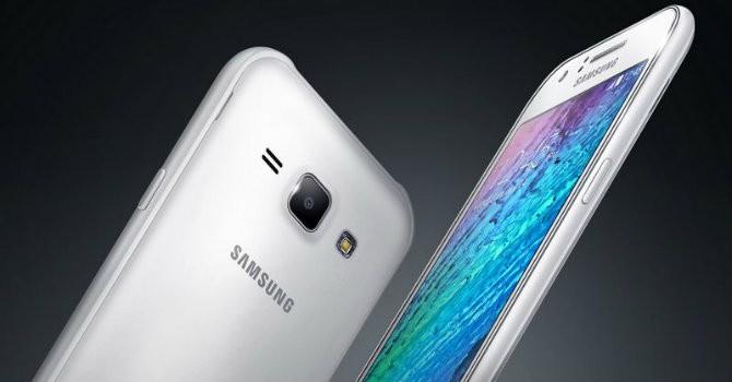 Sau Galaxy S6, Samsung tiếp tục tung ra Galaxy J5 và Galaxy J7