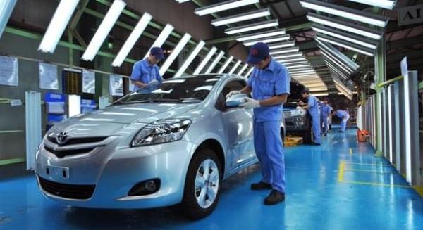 """""""Không doanh nghiệp Việt nào vào được chuỗi sản xuất của Toyota"""""""