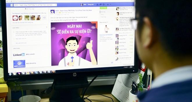Ngân hàng nên dùng Facebook như thế nào?