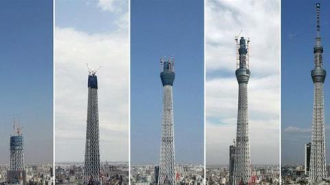 Dự án tháp truyền hình Việt Nam: Không thể chạy đua cao nhất