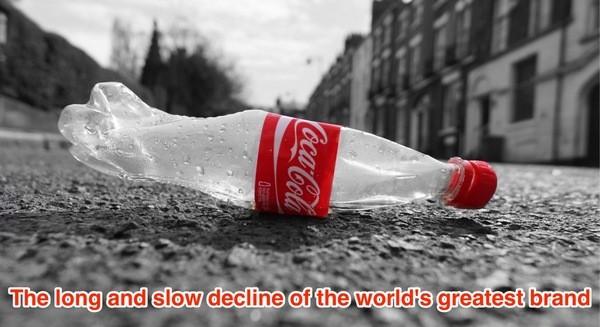"""""""Ngày Coca Cola là thương hiệu lớn nhất thế giới đã qua rồi"""""""