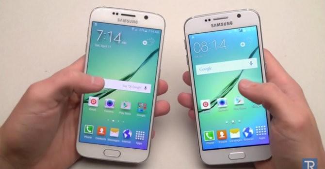 Galaxy S6 vừa lên kệ, xuất hiện ngay hàng nhái