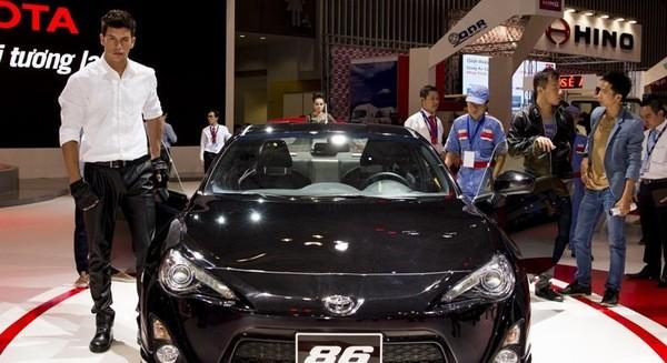 Toyota đóng góp được gì cho Việt Nam, ngoài đóng thuế và tạo việc làm?