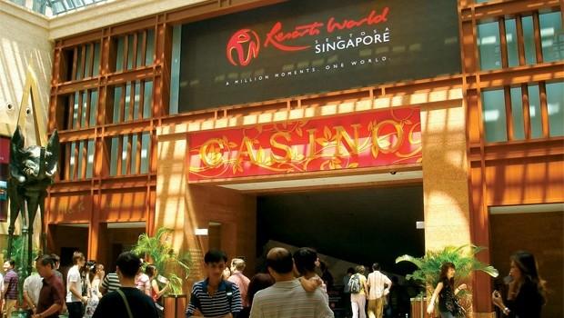 Singapore: Gánh nợ vì casino