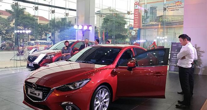 Ôtô đồng loạt đại hạ giá tại Việt Nam sau 2018?