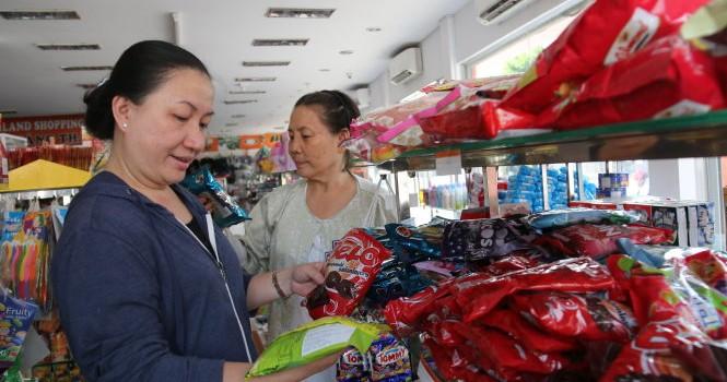 Thị trường bánh kẹo về tay doanh nghiệp ngoại