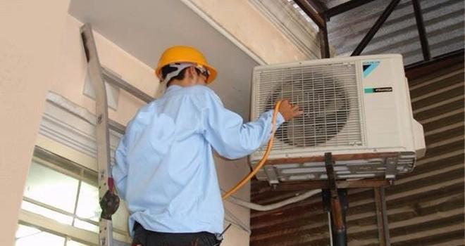 Kiếm 5 triệu đồng mỗi ngày từ nghề sửa điện lạnh
