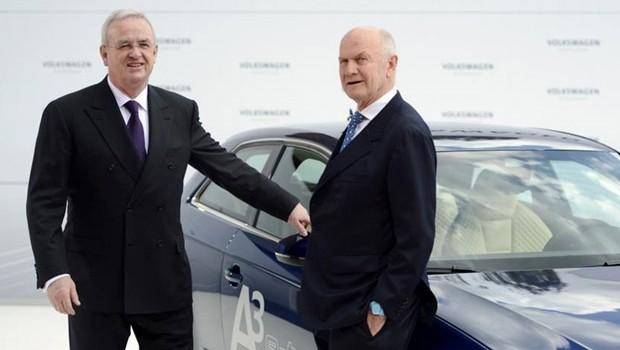 Cuộc chiến giữa CEO và chủ tịch tập đoàn Volkswagen
