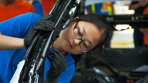 """Xe hơi """"made in China"""": Giấc mơ Mỹ còn xa"""