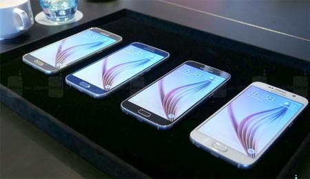 Galaxy S6 và S6 Edge không sốt như dự đoán
