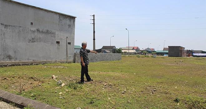 Thu hồi hơn 100 lô đất tái định cư cấp sai thuộc dự án Formosa