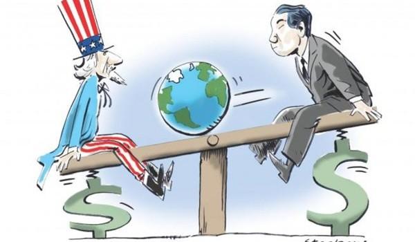 Trong cuộc đấu tiền với Mỹ, Trung Quốc thua ngay trên sân nhà