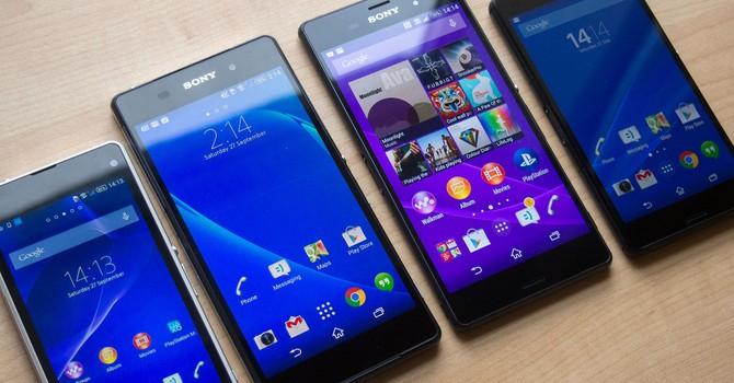 """Sony Xperia Z4, """"át chủ bài"""" vô dụng?"""