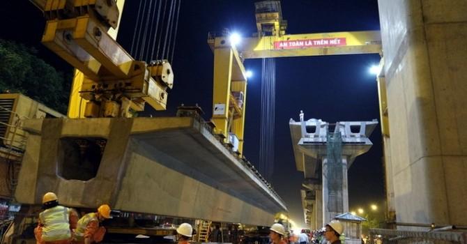 Hà Nội: Ngày mai, tháo dỡ cầu vượt đi bộ trên đường Nguyễn Trãi