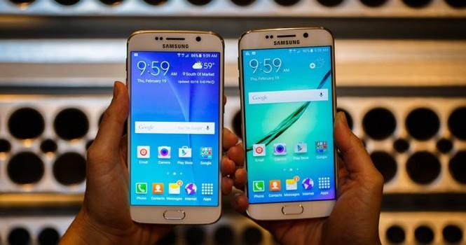 Samsung giật ngôi vương smartphone của Apple