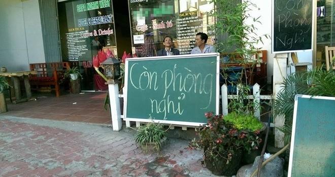 Khách sạn, nhà nghỉ tại Sapa giảm giá 10 lần sau lễ