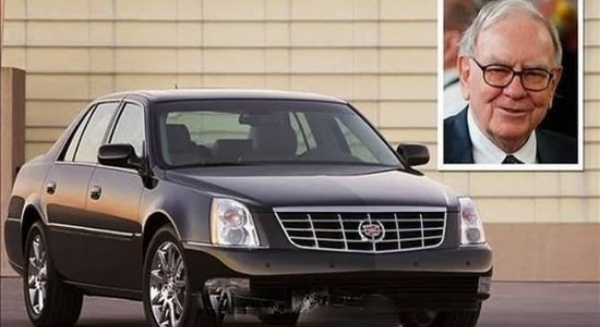 Tiêu chí chọn ô tô như đầu tư của Warren Buffett
