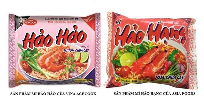 Mì Hảo Hạng bị siêu thị từ chối vì nghi nhái Hảo Hảo