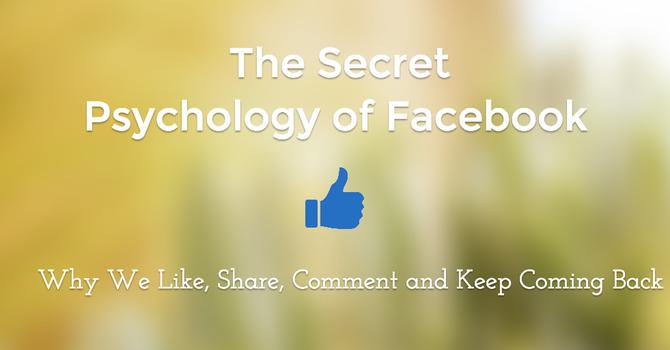 Vì sao chúng ta dùng Facebook?