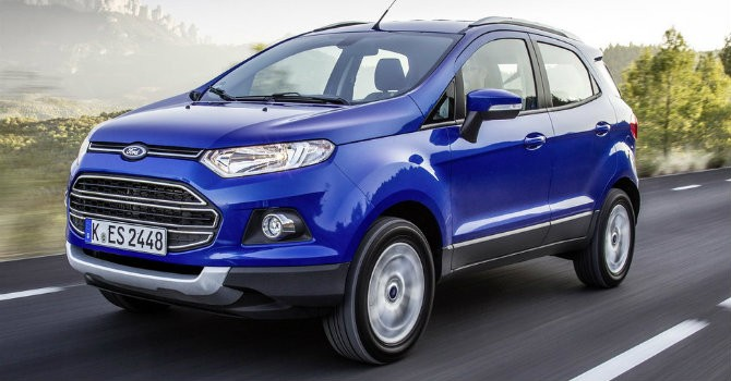 Doanh số bán hàng Ford Việt Nam tăng mạnh nhất trong tháng 4