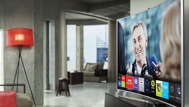 4 mẫu tivi màn hình lớn có giá mềm