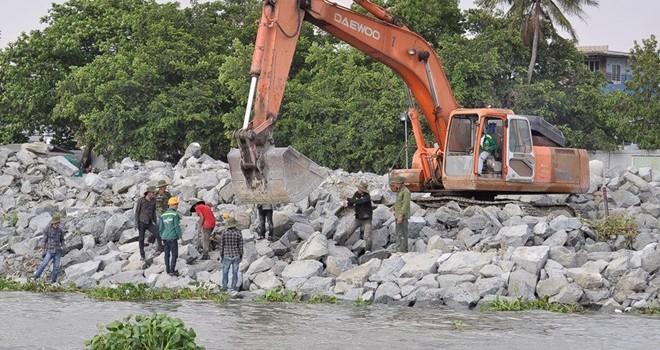 Bộ Tài nguyên môi trường: Dự án lấp sông Đồng Nai sai lệch về bản chất