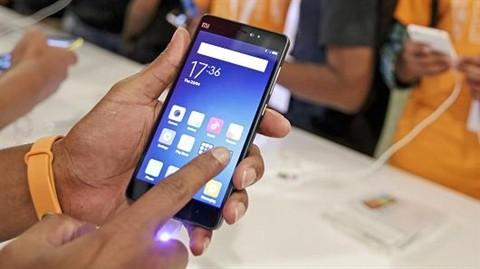 """Đại gia smartphone Trung Quốc Xiaomi """"mon men"""" thị trường Mỹ"""
