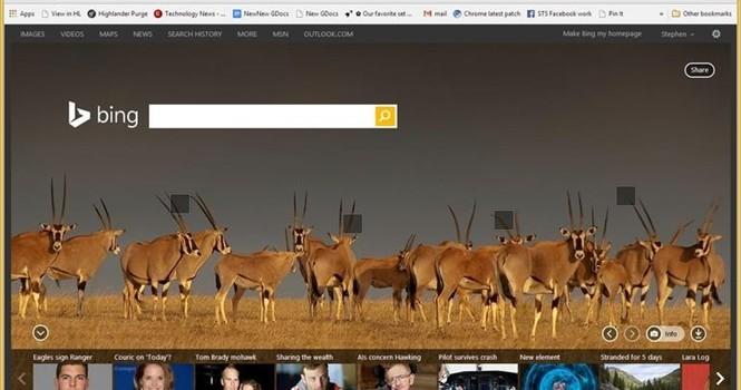 """Số phận những kẻ tham vọng lật đổ """"ngôi vương tìm kiếm"""" của Google"""