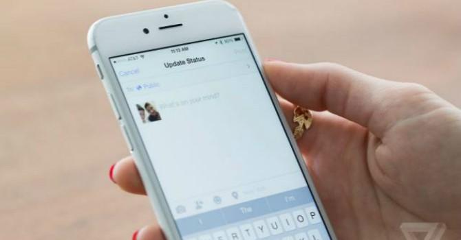Facebook thử nghiệm công cụ tìm kiếm trong ứng dụng