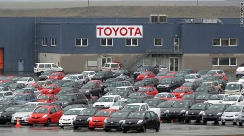 Ôtô Toyota ngày càng mất an toàn?