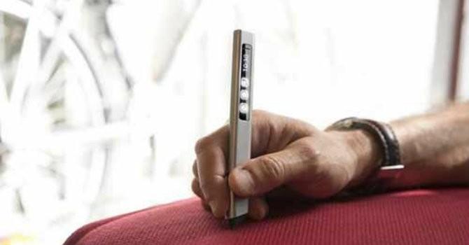 Công nghệ 24h: Bút thông minh nghe gọi như điện thoại