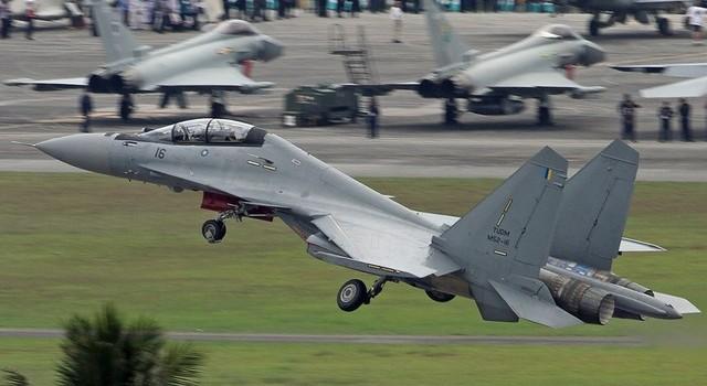 Flight Global: Việt Nam - Số 1 Đông Nam Á về máy bay chiến đấu