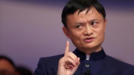 Jack Ma giải thích vì sao mình có khuôn mặt kỳ dị
