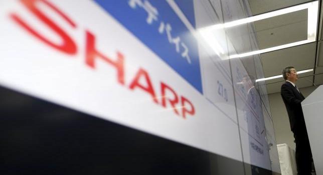 """Sharp: """"cái chết"""" của kẻ ảo tưởng sức mạnh"""