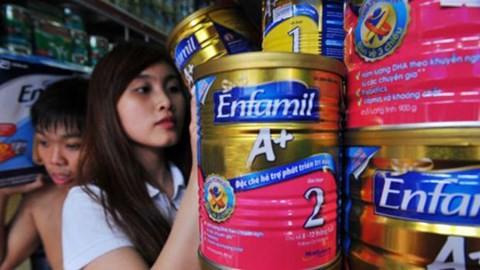 Sữa Enfamil A+ không đúng chỉ tiêu công bố, doanh nghiệp thờ ơ với khách hàng