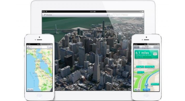 Apple mua lại công ty hàng đầu trong lĩnh vực bản đồ
