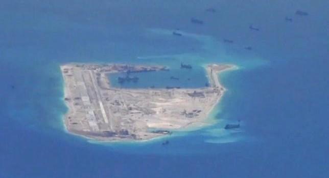 IHS: 58 tỷ USD vũ khí sẽ được triển khai ở Biển Đông