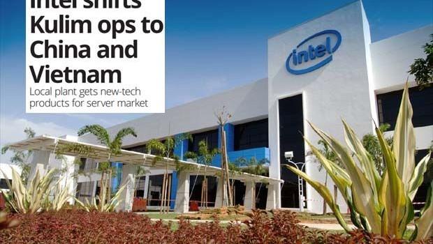 Vì sao Intel chuyển nhà máy sản xuất từ Malaysia sang Việt Nam