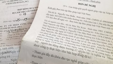 Công ty Vietcom bỏ mặc lao động giúp việc cực khổ ở Ả rập Xê Út