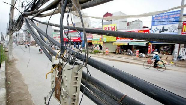 FPT bị cắt trộm cáp viễn thông